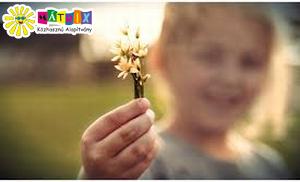 Adó 1% felajánlással segíti a gyermekek megmentését, a családsegítő tevékenységet, köszönjük!