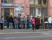 Élelmiszergyűjtés és osztás rászorulóknak 2012/2013