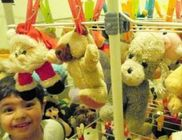 Újraélesztett karácsonyra ezer plüssfigurát a MÁTRIX Alapítvány