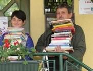 Ajándék könyvek Kárpátaljára - részt vettünk a gyûjtésben