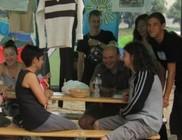 SZINesíthettük 2013-ban a Civil Falut - Szegedi Ifjúsági Napok 2013