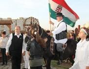 A béke, a hazafiság, a testvériség jegyében gyűltünk össze október 23-án