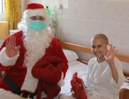 Kórházakban is jótékonykodott az alapítványi Mikulás