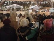 Adventi mese és élményprogram a karácsonyi vásáron