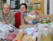 Szegedről indult ruha és élelmiszersegély Kemecsére