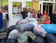 Szegedről indult segélyszállítmány Öcsödre