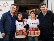 Alapítványunk segítő programját támogatta a MOL Motoros Family