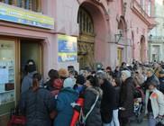 Négyszáz család kapott karácsonyi élelmiszersegélyt
