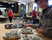 Gyerekkarácsony - segített az Önkéntesül(l)és közösség