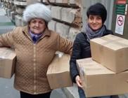Karácsonyi csomagokat küldtünk nélkülözőknek