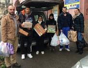 Jótékonysági adománygyűjtést szervezett a Szedeák