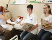 Mesedoktorok: kórházi betegágyaknál nagy segítség