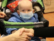 Norbi leukémiás, segítsük közösen a gyógyulását!