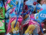 Húsvéti nyuszi járt a gyermekek és családok átmeneti otthona lakóinál