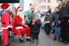 Ezer gyermek várta a jótékonysági Mikulást Szegeden