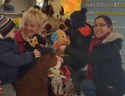 Karácsonyi játék adományok - családtámogatás