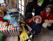 Négyszáz család kapott karácsonyi csomagot