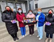 Bohócdoktorok - 100 covid kórház támogatás