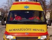 Támogattuk az újszülött életmentést 2010-ben is!