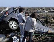 A Japán földrengés és szökőár okozta katasztrófa kármentesítését is támogattuk