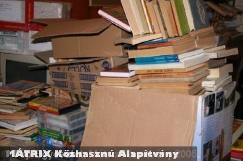 Az Adj egy könyvet Karácsonyra programban több ezer könyv gyûlt össze