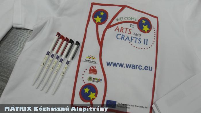 WARC Programunk a kihaló félben lévõ szakmákat éleszti újra