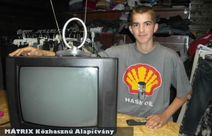 TV adomány - a rászoruló fiatalok támogatása is folyamatos
