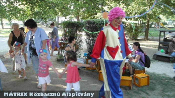 Gyermeknap / Családi nap támogatás