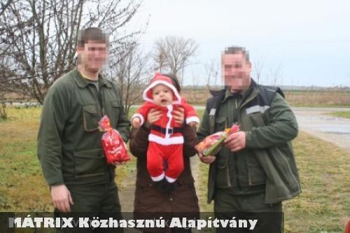 Miki-Viki is segített a decemberi adományozási akcióban