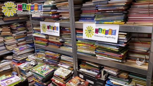 Mesedoktor mesekönyvek gyermek kórházaknak