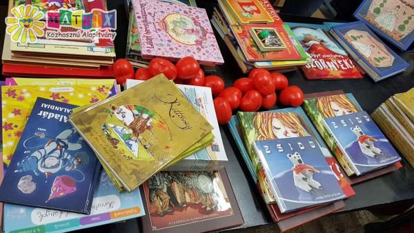 Könyvcsomag a Bohócdoktoroktól