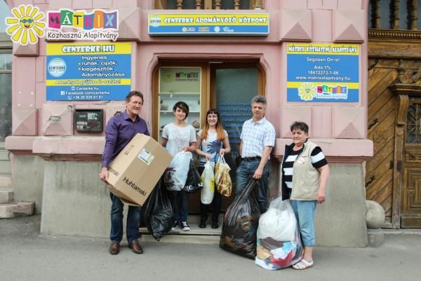 Az IT Services Hungary adománya a Centerke Adományozó Központnak
