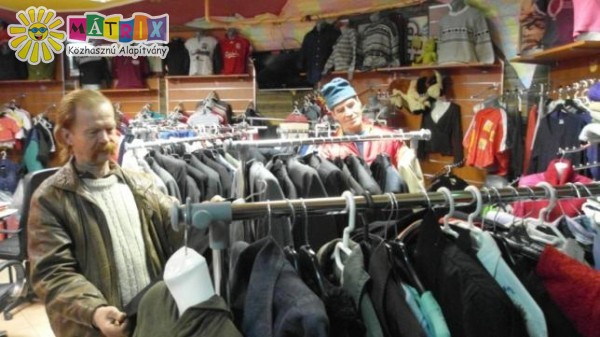 Centerke - sokan a ruhaválogatóból öltözködnek!