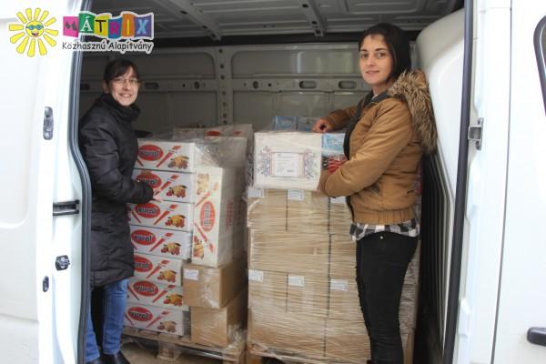 Jótékonysági élelmiszerprogram