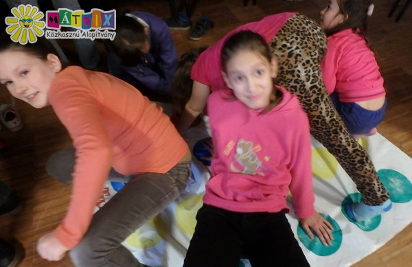Közösségi játék - Önkéntesül(l)és 2014. programon