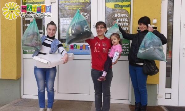 Ruha, cipő adomány érkezik rászorulóknak - Centerke Adományozó Központ