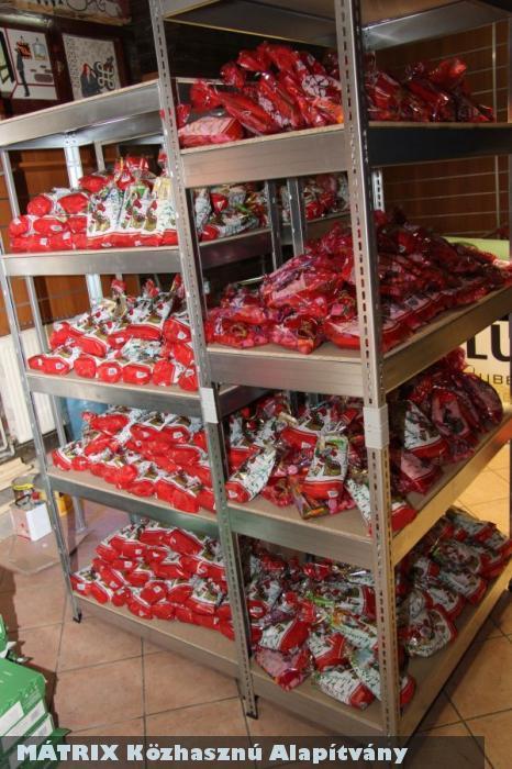 Mikulás csomagok: több, mint 1000 rászorulót ajándékoztunk meg az idén!
