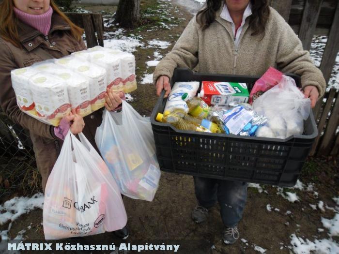 Szegénység elleni küzdelmünk - élelmezést támogatunk!