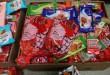 Élelmiszercsomag adományok