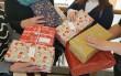 Ajándék csomagok, adomány gyerekeknek