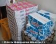 A MÁTRIX Alapítvány élelmiszer segélye az egyik óvodába érkezett