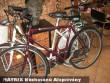 A MÁTRIX Alapítvány bicikliket gyûjtött Afrikának