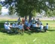 A Mátrix gyerektáborok résztvevőit / táborokat támogat