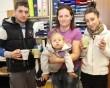 Az agysorvadásos Gazsó Dia és családja is a Mátrix támogatottjai között