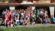 Csodafalus gyerekek csoportja a Szegedi Ifjúsági Napokon