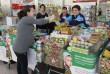 Élelmiszer adomány gyűjtés - Élelmiszerbank adományozó program