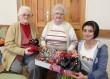 Idősek adventi támogatása