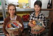Mátrixos ajándékcsomagok gyermekprogram résztvevőinek támogatására