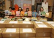 Gyógyító könyveket küldtünk gyermekkórházaknak