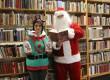 Mesedoktorok jótékonykodtak a könyvtárban